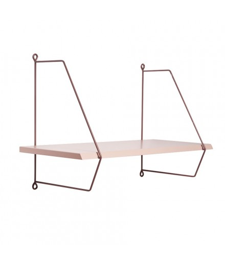 Wall Shelf Pink