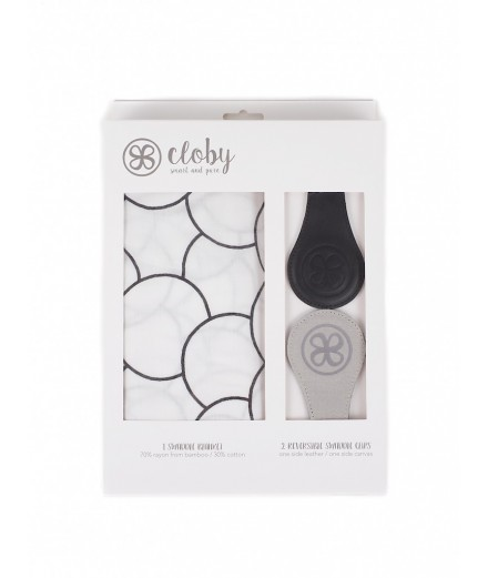 Cloby Clips - Black