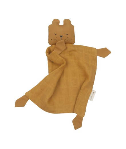Animal Cuddle Bear Ochre