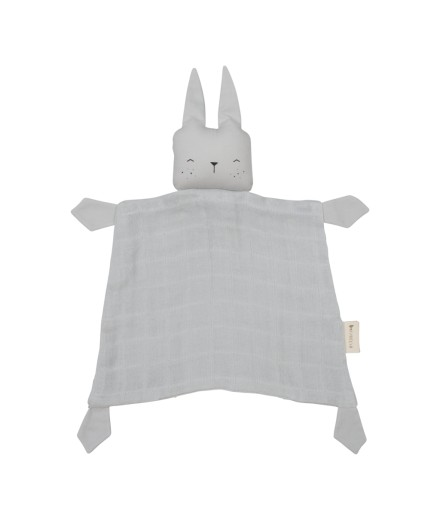 Animal Cuddle Bunny Grey