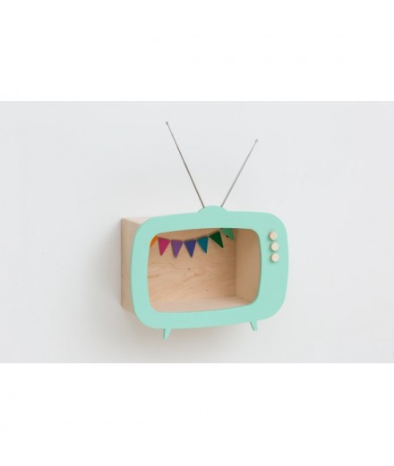 Teevee Shelf, Mint
