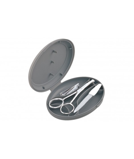 Baby Manicure Set FAB - Griffin Grey