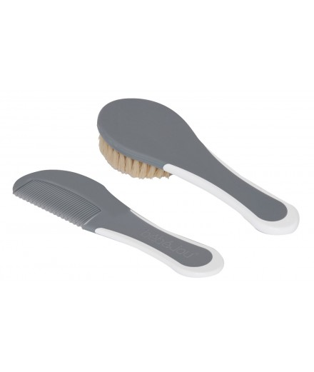 Brush and Comb - Griffin Grey