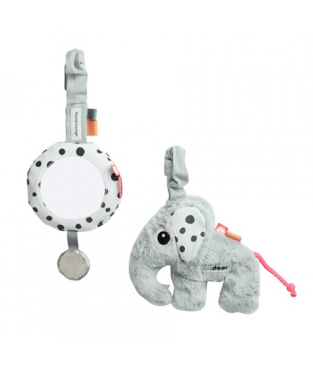 To go activity set grey