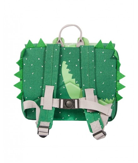 Mr. Crocodile Satchel Backpack