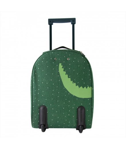 Travel Trolley Mr. Crocodile