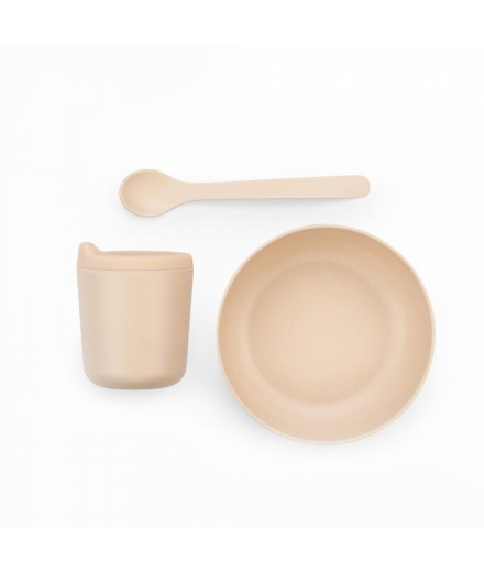 Baby Feeding Set - Blush