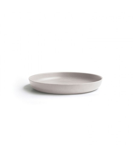 Plate bowl - cloud