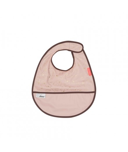 Bib Contour - Gold/Powder