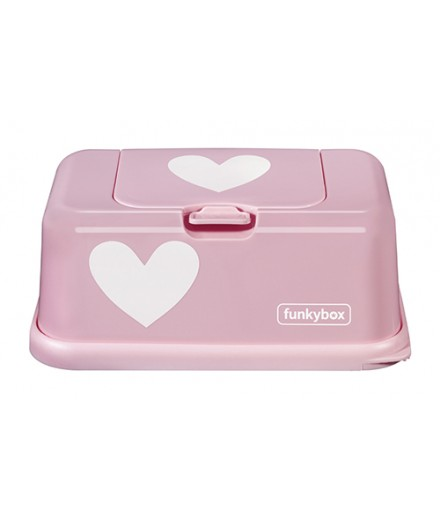 Funkybox Pink Heart