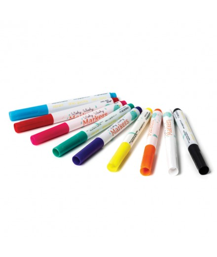 wishy washy markers - 9 pk