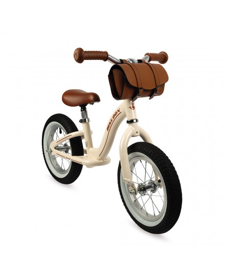 BIKLOON VINTAGE METAL BALANCE BIKE BEIGE