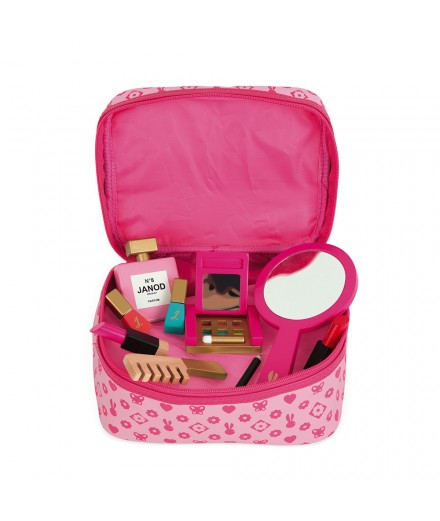 P'TITE MISS VANITY CASE (WOOD)