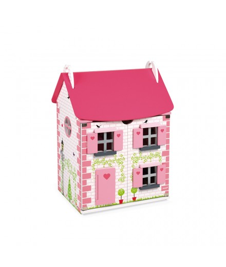 MADEMOISELLE DOLL'S HOUSE (WOOD)