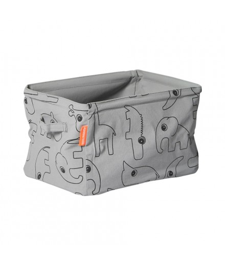 Soft Storage doublesided contour grey