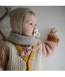 Pacifier Strap - cleo wood
