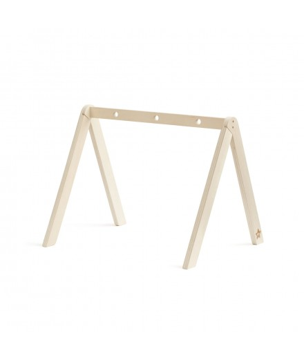 Baby gym wooden frame