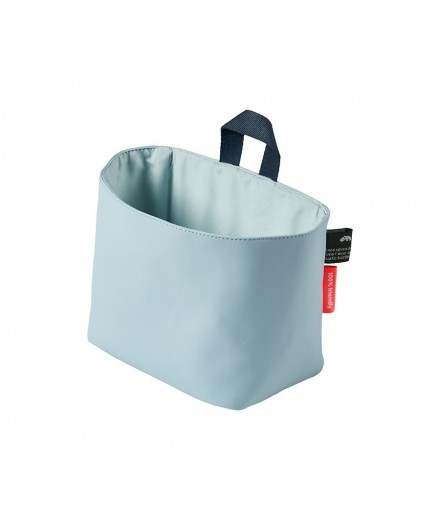 wall pocket small blue