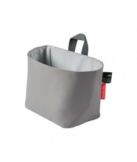wall pocket small grey