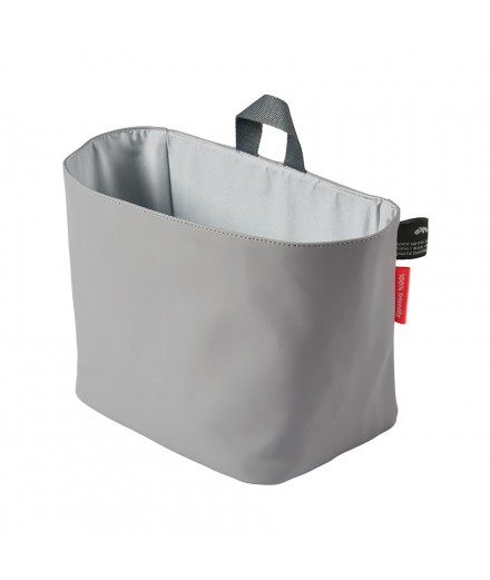 wall pocket large grey