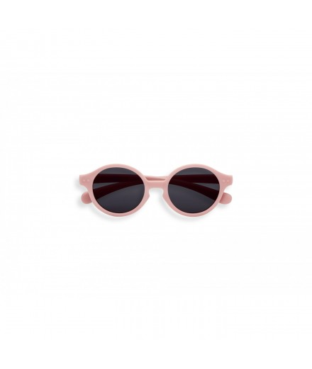 baby sunglasses +0 pastel pink