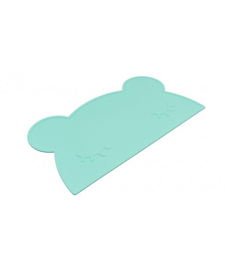 Bear Placemat Mint