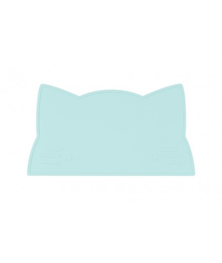 Cat Placemat Mint