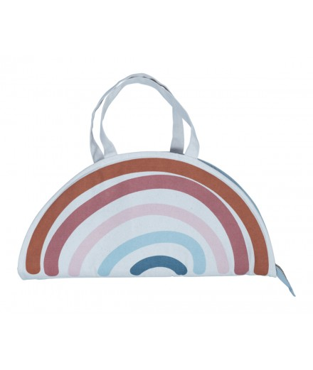 play purse - rainbow