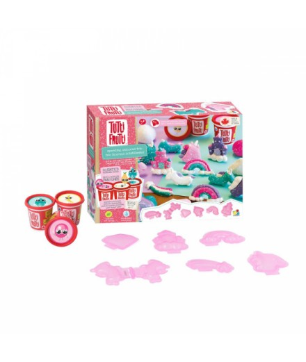 scented modeling dough - sparkling unicorns