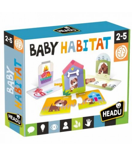 Logic game - baby habitat