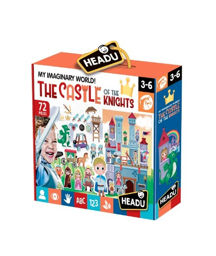 MY IMAGINARY WORLD - CASTLE OF KNIGHTS