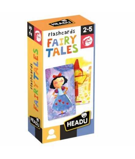 FLASH CARDS - FAIRY TAILS