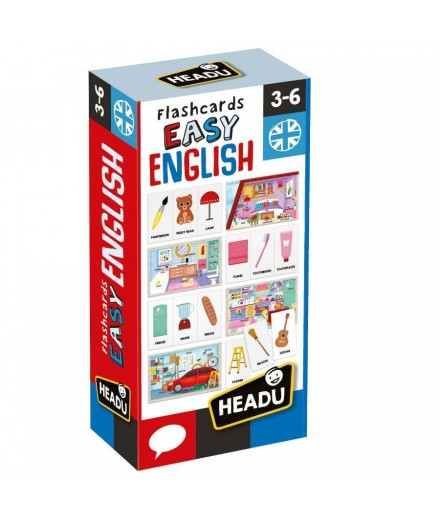 FLASH CARDS - EASY ENGLISH