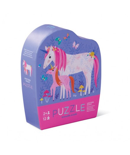 PUZZLE 12 PCS - UNICORN