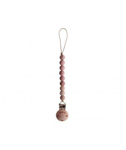 Pacifier Strap - cleo DRIED THYME