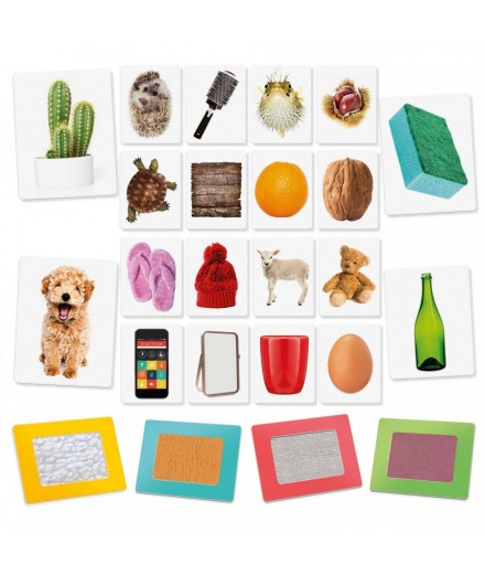 FLASH CARDS - TACTILE