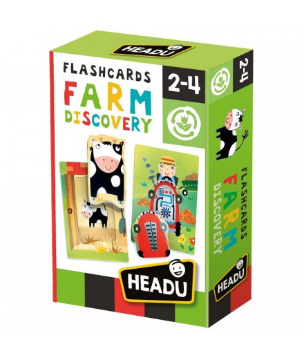 FLASH CARDS - FARM DISCOVER