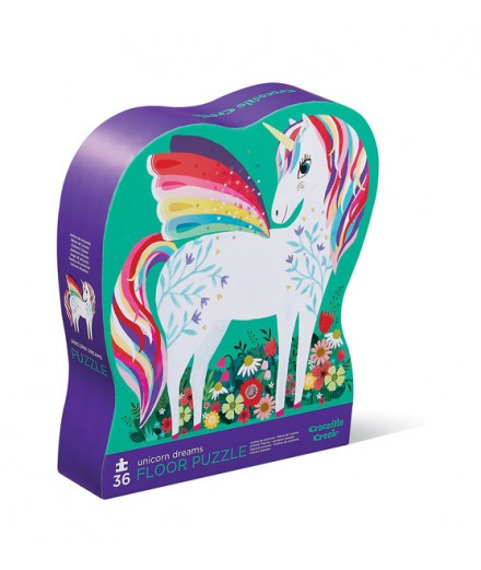 PUZZLE 36 PCS - UNICORN