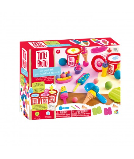 scented modeling dough - ICECREAM