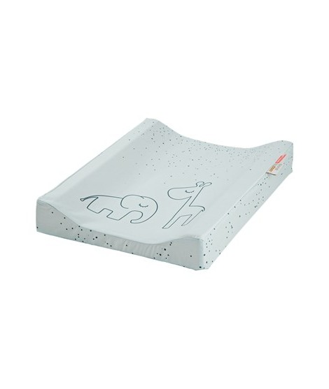 Changing Pad Dreamy Dots blue