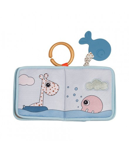 Bath time book Sea Friends