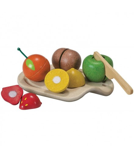 Assorted fruit set