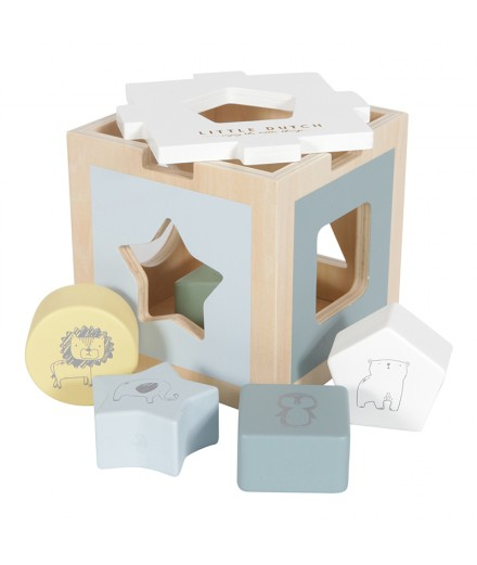 SHAPE SORTER ZOO