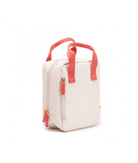 Insulated Lunch Bag - blush