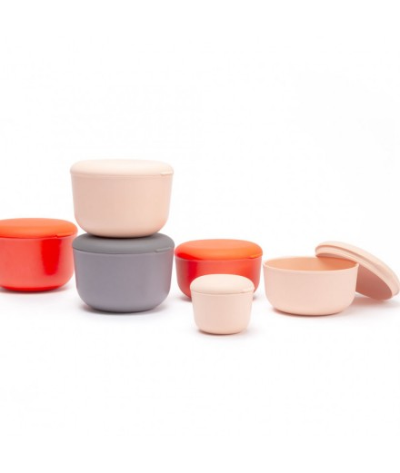 Food Storage Container 1250 ml - blush