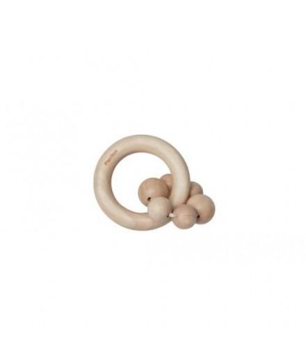 BEADS RATTLE - NATURAL