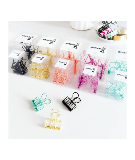 Binder clips Mint M