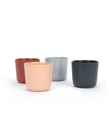 BAMBOO CUP SET SCANDI