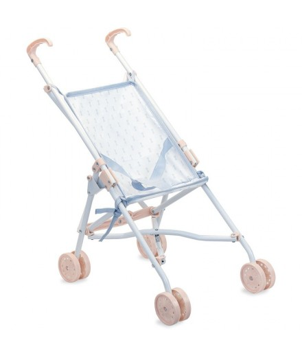 PASTEL PUSHCHAIR FOR DOLL